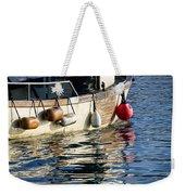 Harbour Reflections 3 - June 2015 Weekender Tote Bag