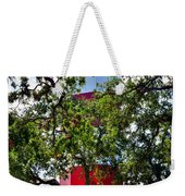Harbour Town Lighthouse Weekender Tote Bag by Lisa Wooten