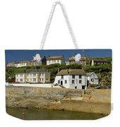 Harbourside Buildings - Porthleven Weekender Tote Bag