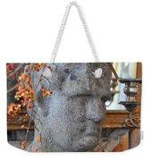 Hard Headed Man Weekender Tote Bag