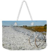 Hard Land Farming Weekender Tote Bag