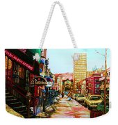 Hard Rock Cafe  Weekender Tote Bag
