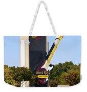 Hard Rock Casino Weekender Tote Bag