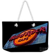 Hard Rock Hollywood Weekender Tote Bag