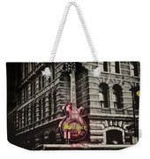 Hard Rock Philly Weekender Tote Bag