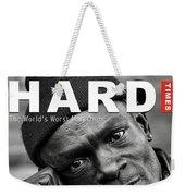 Hard Times Magazine Weekender Tote Bag