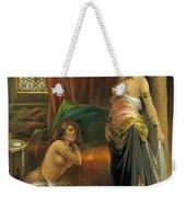 Harem Beauty Weekender Tote Bag