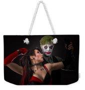 Harley And The Joker Weekender Tote Bag
