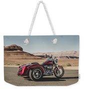 Harley-davidson Freewheeler Weekender Tote Bag