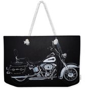 Harley Davidson Snap-on Weekender Tote Bag