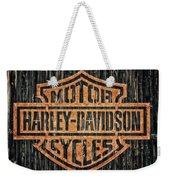 Harley - Davidson Weekender Tote Bag