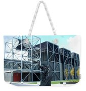 Harley Museum And Statue Weekender Tote Bag