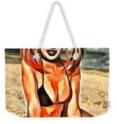 Harley Quinn In The Beaches - Da Weekender Tote Bag