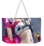 Harley Quinn Waiting For You - Da Weekender Tote Bag