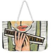 Harmonicat Weekender Tote Bag