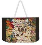 Flying Lamb Productions          Harmony Creative Village Group Portrait Weekender Tote Bag