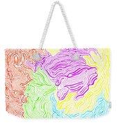 Harmony Magnified Weekender Tote Bag