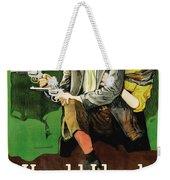 Harold Lloyd In Pistols For Breakfast 1919 Weekender Tote Bag