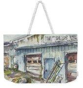 Harold's Welding Weekender Tote Bag