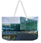 Harpa Concert Hall - Iceland Weekender Tote Bag