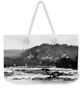 Harper's Ferry From Across The Potomac Weekender Tote Bag