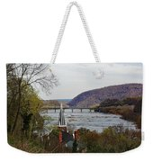 Harpers Ferry - Shenandoah Meets The Potomac Weekender Tote Bag