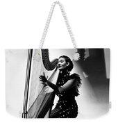 Harpist, 1935 Weekender Tote Bag