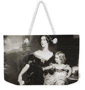 Harriet, Duchess Of Weekender Tote Bag