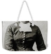 Harriet Tubman, American Abolitionist Weekender Tote Bag by Photo Researchers