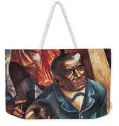 Harriet Tubman, Booker Washington Weekender Tote Bag by Photo Researchers