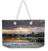 Harriman Winter Weekender Tote Bag