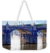 Harrisburg Pa - Market Street Bridge Weekender Tote Bag