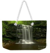 Harrison Wrights Forest Falls Weekender Tote Bag