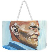 Harry Belafonte Weekender Tote Bag