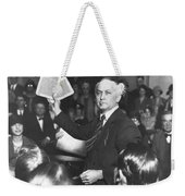 Harry Houdini (1874-1926) Weekender Tote Bag