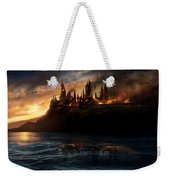 Harry Potter And The Deathly Hallows Part I 2010  Weekender Tote Bag