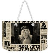 Harry Potter And The Half-blood Prince 2009 Weekender Tote Bag