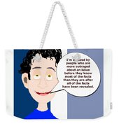 Harry...amused Weekender Tote Bag
