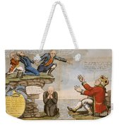 Hartford Convention, C1814 Weekender Tote Bag