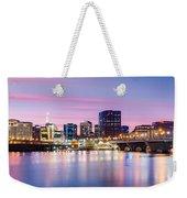 Hartford Purple Twilight Weekender Tote Bag