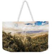 Hartz Mountains To Wellington Range Weekender Tote Bag