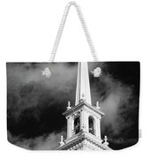 Harvard Memorial Church Steeple Weekender Tote Bag