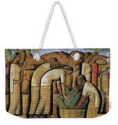 harvest, by Alfredo Ramos Martinez Weekender Tote Bag