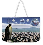 Harvest Day Sightings Weekender Tote Bag