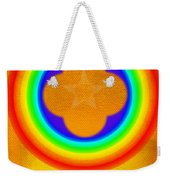 Harvest Gold Weekender Tote Bag