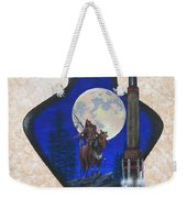 Harvest Moon Weekender Tote Bag