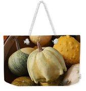Harvest Of Gourds Weekender Tote Bag