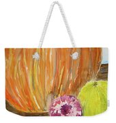 Harvest Still Life Weekender Tote Bag