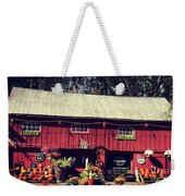 Harvest Time Weekender Tote Bag