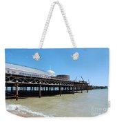 Hastings Pier, East Sussex Weekender Tote Bag